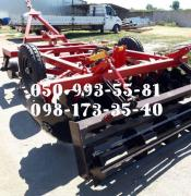 Affordable price on a Trailed disc harrow BJP-2,5