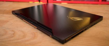 "ASUS 15.6 ""Republic of gamers Notebook Zephyrus GX501VI"