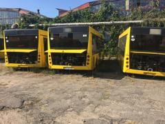 Автобусы МАЗ 206 (двигатель дизель МЕРСЕДЕС, 4 цилиндра)