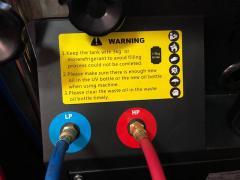 Автоматична установка для заправки автомобільних кондиционеро