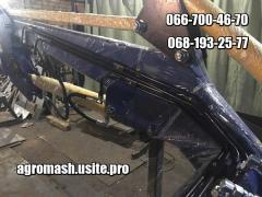 Быстросъёмный фронтальный погрузчик на трактор МТЗ, ЮМЗ, Т-40
