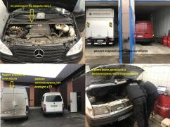 Car service in Odessa, diagnostics, Mercedes, auto electrician