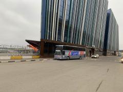 Daily trips Alchevsk Moscow (bus station) Interbus