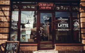Franchise coffee Crema Caffe coffee franchise