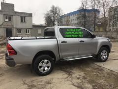 Кришка кузова пікапа Ford Ranger Limited. Кришка на Toyota Hilux