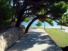 Лето на море. Хорватия. Брела. Вилла в 30 м от моря