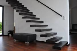 MANUFACTURING OF OF WOODEN STAIRS IN KIEV