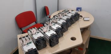 Miner Asik As Аntminer L3+, S9, S9i, S11, Your service center