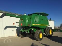 Продается зерноуборочный комбайн John Deere 9660 STS