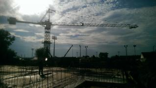 Rent or sell Italian tower crane Simma GT 185