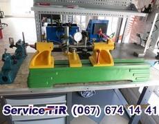 Repair of turbines of all brands
