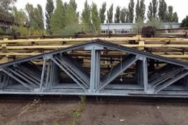 Sell metal trusses