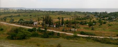 Sell plot near the sea. the village of Koblevo of 15 acres