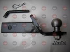 Selling tow bars from the Manufacturer with Delivery to Ukraine