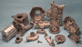 Серійне виробництво виливків з чавуну