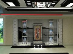 Воздушно пузырьковые колонны от дизайн студии Романа Москаленко