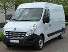 Здам мікроавтобус Renault Master 2,3 DCI 125 фург